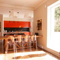 Método deRose Campo Alegre: Escolas  por SHI Studio, Sheila Moura Azevedo Interior Design