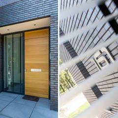 Woonhuis PMTJ Eindhoven :  Ramen door 2architecten