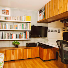 Study/office by CASA CALDA, Industrial