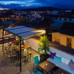 vistas zona de eventos: Hoteles de estilo  de borrcia.sl