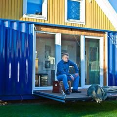 Houses by Stefan Brandt - solare Luftheizsysteme und Warmuftkollektoren
