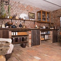 Sommerküche Auf Dem Lothshof: Küche Von Büro Köthe