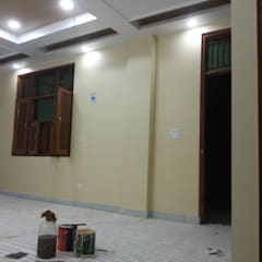 Interior Painting WOrk:  Corridor & hallway by Quik Solution,Asian
