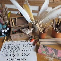 Schreiben wie im Mittelalter:  Veranstaltungsorte von Alte Posthalterei