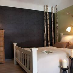 غرفة نوم تنفيذ Büro Köthe