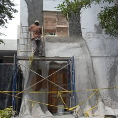 PROCESO DE CONSTRUCCION: Escuelas de estilo  por DISEÑO PROYECTOS Y CONSTRUCCION