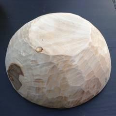 Holzschale Handgeschnitzt:  Flur & Diele von MacMenzies