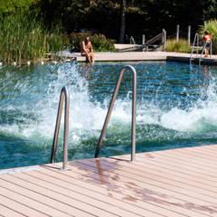 Naturbad:  Veranstaltungsorte von TimberTech®