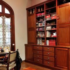 CAPITAL IV:  Study/office by Radrizzani Rioja Arquitectos