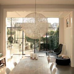 Dining room by ddp-architectuur