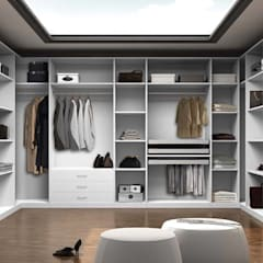 Dressing room by TC interior