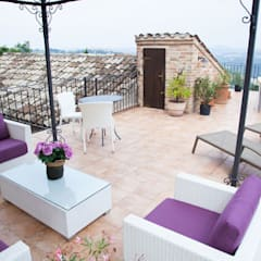 Terrace by Ing. Vitale Grisostomi Travaglini