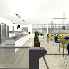 Ресторации в . Автор – Arquitetura do Brasil, Модерн