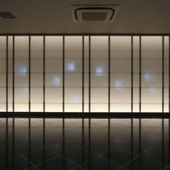 三田高野山弘法寺龍生院(東京): 株式会社ライティングMが手掛けた壁です。,