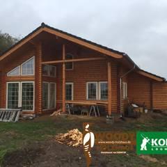 Woody Holzhaus - Limo Plus Kontio:  Häuser von Woody-Holzhaus - Kontio
