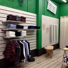 Panadería en Boecillo: Oficinas y Tiendas de estilo  de ac2bcn
