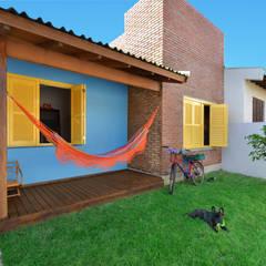 Garden by Arquitetando ideias, Tropical
