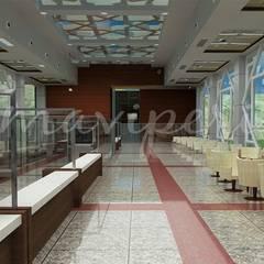 Bilecik YHT İstasyon Binası:   by Maviperi Mimarlık,