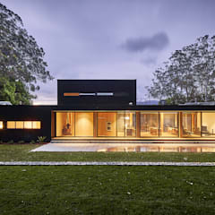 Modular Home in Berry, NSW Maisons minimalistes par Modscape Holdings Pty Ltd Minimaliste