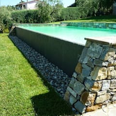 classic Pool by Architetto Serena Lugaresi