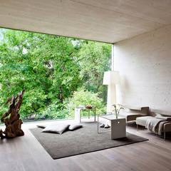 DANKE Architekten Modern Oturma Odası