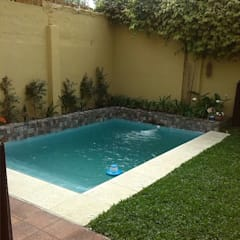 Piscinas Ideas Imagenes Y Decoracion Homify - Decoraciones-de-piscinas