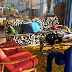 eclectic Living room by Baltic Design Shop