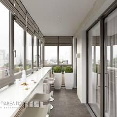 Terrace by Студия Павла Полынова
