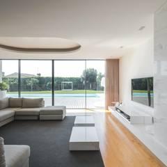 Phòng khách by Raulino Silva Arquitecto Unip. Lda