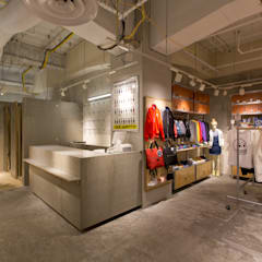 WHO'S WHO gallery ルミネ立川店: TOOP design worksが手掛けた和室です。