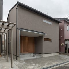 Houses by 家山真建築研究室 Makoto Ieyama Architect Office, Minimalist