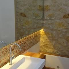 حمام تنفيذ TONO BAGNO | Pasión por tu baño , ريفي
