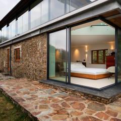 Down Barton, Devon:  Houses by Trewin Design Architects