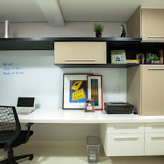 Study/office by Casa2640, Eclectic