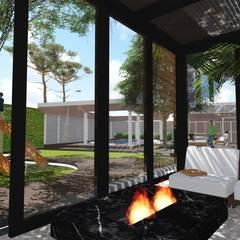 Modern spa by Studio² Modern