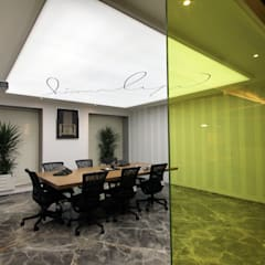 Office buildings by NA ARCHITECTS