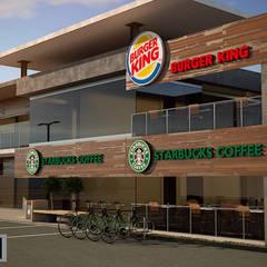 مراكز تسوق/ مولات تنفيذ Modulor Arquitectura