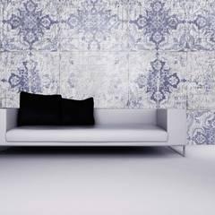 House Frame - Wallpaper Catalog 2 Salas de estar clássicas por House Frame Wallpaper & Fabrics Clássico