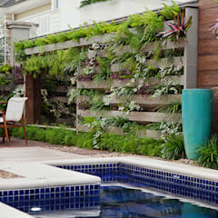 Pool by ANDRÉ PACHECO ARQUITETURA, Eclectic