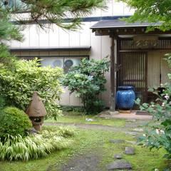 白岩焼和兵衛窯ギャラリー「白溪荘」: 白岩焼和兵衛窯が手掛けた会議・展示施設です。