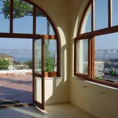 Jardines de invierno de estilo  por Ing. Edoardo Contrafatto