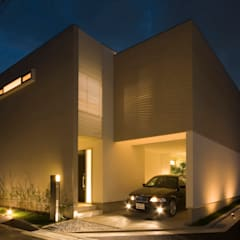 منازل تنفيذ 一級建築士事務所 株式会社KADeL