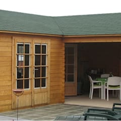 Spas  por Cotswold Garden Buildings