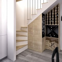 Wine cellar by redesign lab