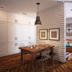 Столовые комнаты в . Автор – Tatyana Pichugina Design