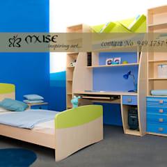 Residential pProjects:  Nursery/kid's room by Muse Interiors,