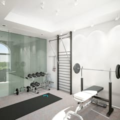 Gym by homify
