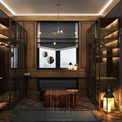Dressing room by he.d group, Classic