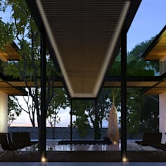 Terrace by Esquiliano Arqs, Colonial