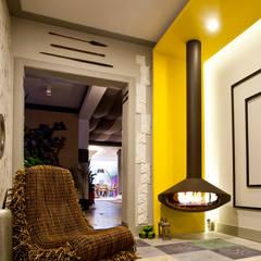 Kitchen by Samira Jarouche Arquitetura & Interiores, Eclectic